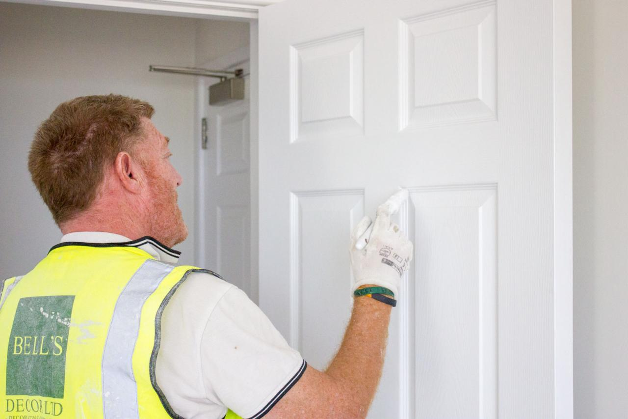 Painting and Spraying Experts Dorset