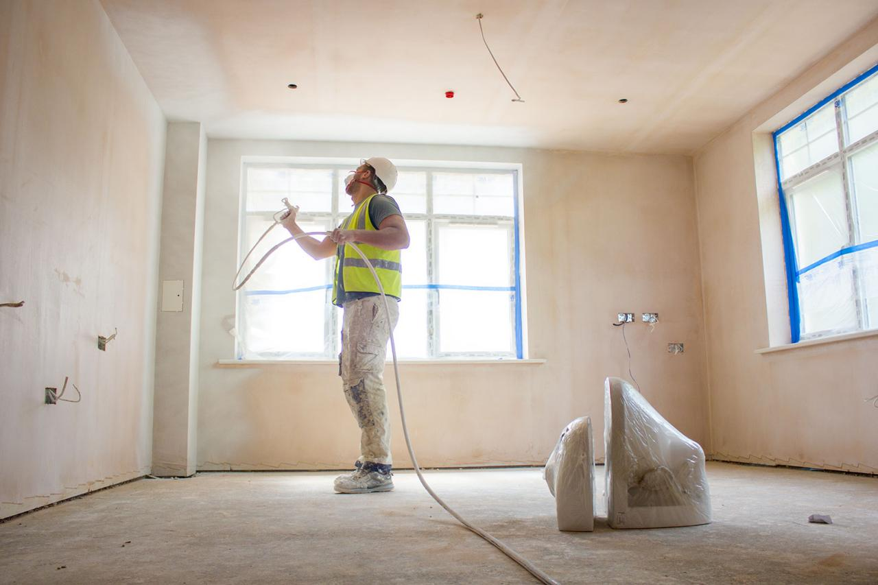 Painting and Spraying Experts Hampshire